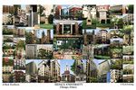 DePaul University Campus Art Print