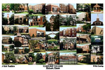 Elmhurst College Campus Art Print