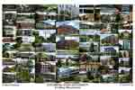 Fitchburg State University Campus Art Print