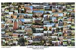 Florida A & M University Campus Art Print