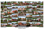 Freed-Hardeman University Campus Art Print