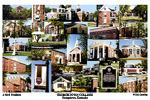Georgetown College Campus Art Print