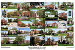 Greensboro College Campus Art Print