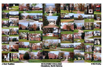 Guilford College Campus Art Print