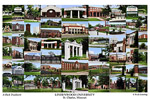 Lindenwood University Campus Art Print