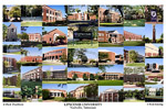 Lipscomb University Campus Art Print