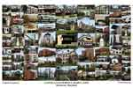 Loyola University  Maryland Campus Art Print