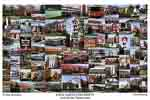 Lock Haven University of Pennsylvania Campus Art Print