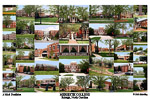 Meredith College Campus Art Print