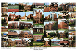 Millikin University Campus Art Print