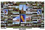 Minnesota State University Mankato Campus Art Print