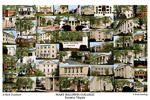 Mary Baldwin College Campus Art Print