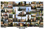 University of Denver Campus Art Print