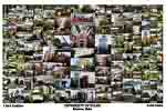 University of Idaho Campus Art Print
