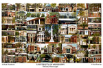 University of Mississippi Campus Art Print