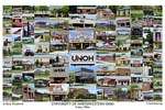 University of Northwestern Ohio Campus Art Print
