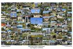 Occidental College Campus Art Print