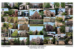Seton Hall University Campus Art Print