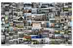 Stockton University Campus Art Print