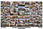 University of Alabama at Birmingham Campus Art Print