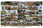 Thaddeus Stevens College of Technology Campus Art Print