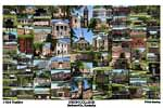 Union College (Kentucky) Campus Art Print