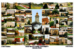 Western Illinois University Campus Art Print