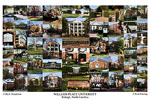 William Peace University Campus Art Print