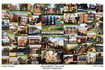 Allegheny College Campus Art Print