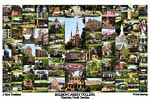 Belmont Abbey College Campus Art Print