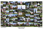 Colby College Campus Art Print
