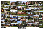Catawba College Campus Art Print