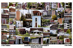 Eastern Kentucky University Campus Art Print