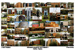 George Mason University Campus Art Print