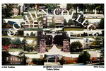 Goshen College Campus Art Print
