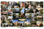 Heidelberg College Campus Art Print
