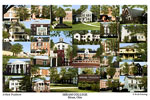 Hiram College Campus Art Print
