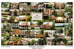Hollins University Campus Art Print