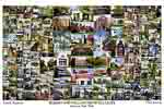 Hobart and William Smith Colleges (Women) Campus Art Print