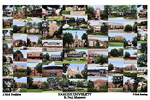 Hamline University Campus Art Print