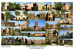John Carroll University Campus Art Print