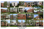 Lake Erie College Campus Art Print