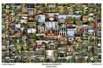 Miami University Campus Art Print
