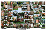 Morehead State University Campus Art Print