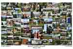 Mount Union College Campus Art Print