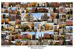 Marquette University Campus Art Print
