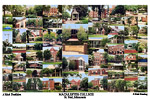 Macalester College Campus Art Print