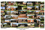 Norfolk State University Campus Art Print