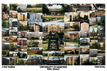 University of Missouri-Rolla Campus Art Print