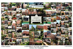University of New Hampshire Campus Art Print